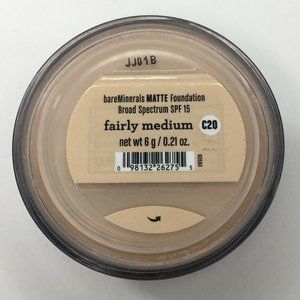 bareMinerals Matte Foundation Fairly Medium 0.21oz